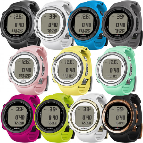 - صورة SUUNTO D4 I NOVO WITH USB