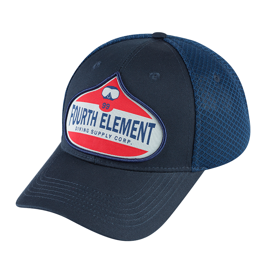 - صورة DIVE SUPPLY CAP – navy