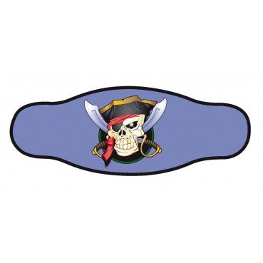 - صورة MASK STRAP - PIRATES