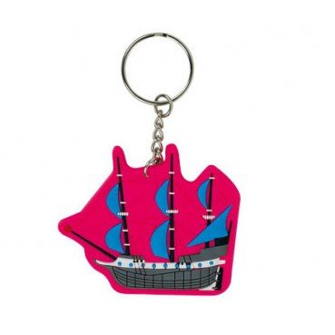 - صورة SAILING SHIP KEYCHAIN