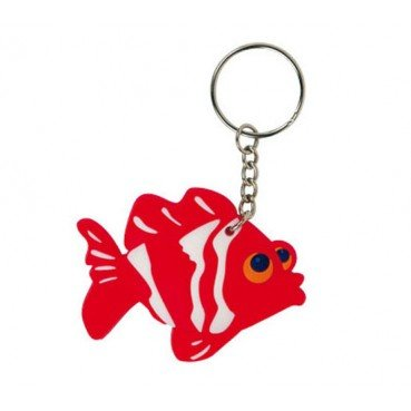- صورة CLOWN FISH KEYCHAIN