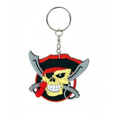 - صورة PIRATE KEYCHAIN